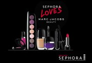Marc Jacobs Beauty arrive chez Sephora !
