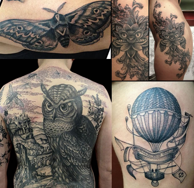 interview de maud dardeau (tatoueuse chez tin-tin) en vidéo