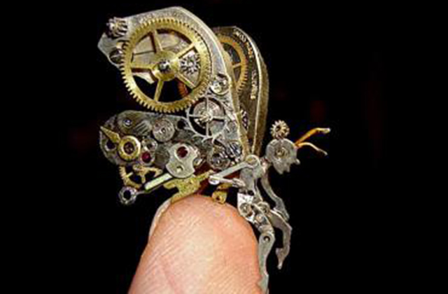 Les miniatures steampunk de Susan Beatrice (màj avec les prix)