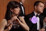 Lien permanent vers Un orchestre reprend des génériques de dessins animés