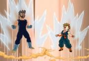 Lien permanent vers Un papa super saiyan crée un épisode Dragon Ball pour l'anniversaire de son fils