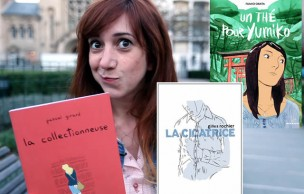 Lien permanent vers Pénélope Bagieu chronique La Collectionneuse (et 2 autres BD !)