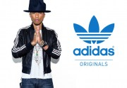 Pharrell Williams va créer une collection pour Adidas Originals