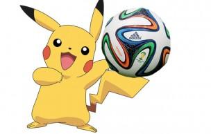 Lien permanent vers Pikachu sera la mascotte japonaise pour la Coupe du Monde 2014 !