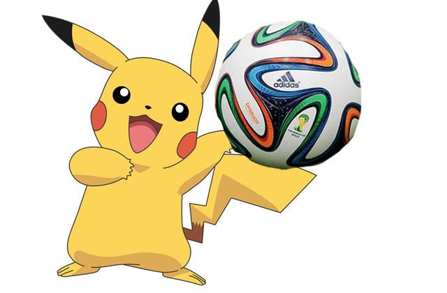 Pikachu sera la mascotte japonaise pour la coupe du monde 2014 - Jeux de football coupe du monde 2014 ...
