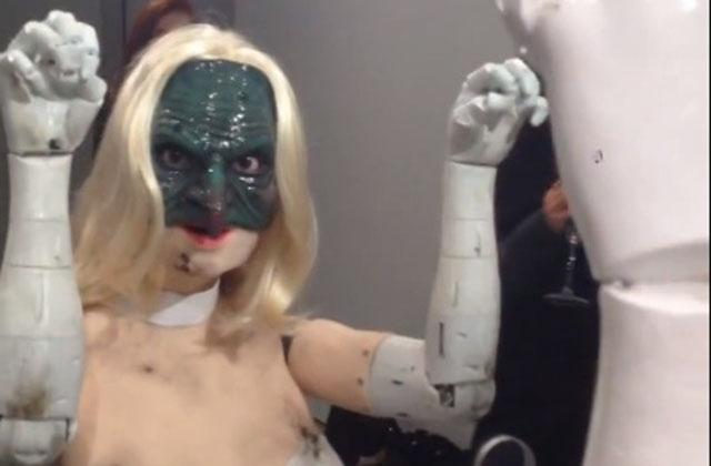 La poupée danseuse de l'horreur