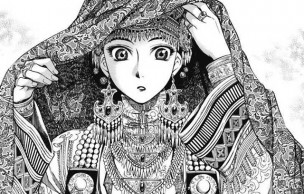 Lien permanent vers Kaoru Mori, talentueuse mangaka : l'interview !