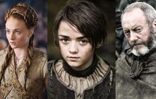 Sansa, Arya et Davos en dédicace dans une FNAC de Paris !