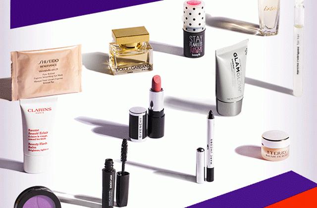 Une nouvelle Sephora Box est disponible !