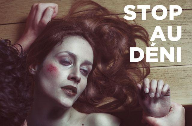 Stop au déni : la campagne contre le victim-blaming