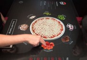 Lien permanent vers Pizza Hut prépare le futur : la table tactile