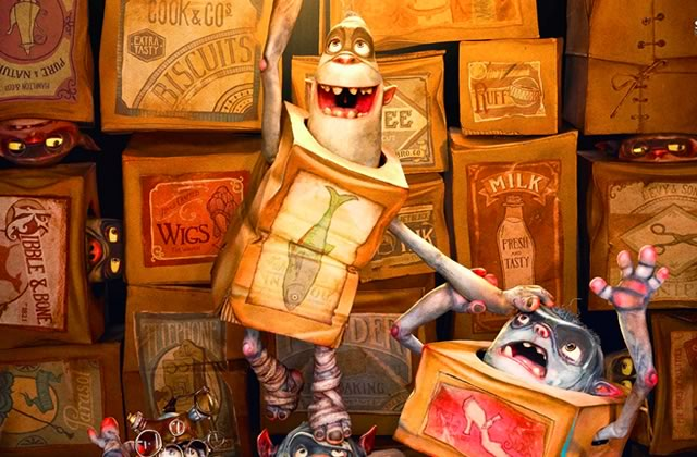 « The Boxtrolls » : un nouveau trailer !