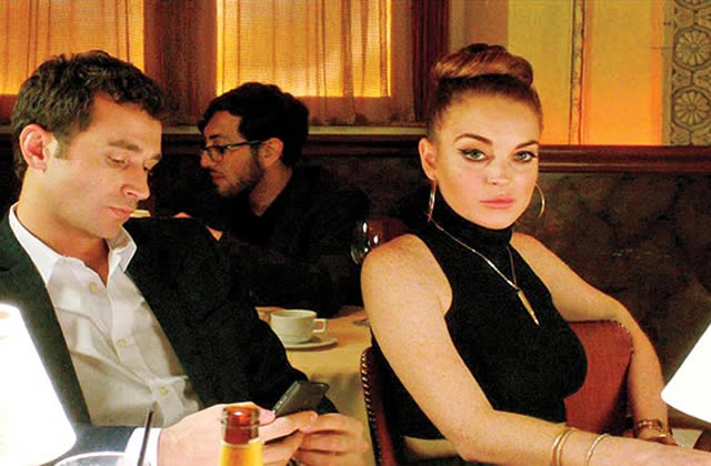 The Canyons : Lindsay Lohan bluffante… dans un film médiocre