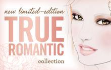 True Romantic, la nouvelle collection de bareMinerals