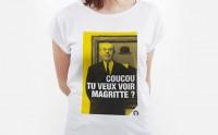 Le Tumblr Des Fists et des Lettres lance sa collection avec Madame T-shirt
