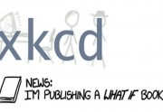 Lien permanent vers xkcd devient un livre de vulgarisation scientifique !