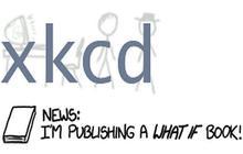 xkcd devient un livre de vulgarisation scientifique !