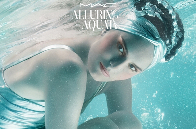 Alluring Aquatic, la nouvelle collection « marine » de MAC