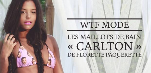 Les maillots de bain « Carlton » de Florette Pâquerette – WTF Mode