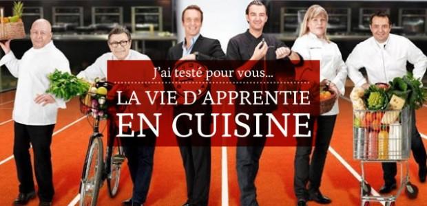 J'ai testé pour vous… la vie d'apprentie en cuisine