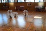 Le Bubble Football, le meilleur sport du monde
