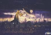 Burberry rend hommage à Mary Poppins lors de son dernier défilé