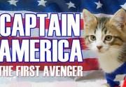 Lien permanent vers Captain America rejoué par des chatons !