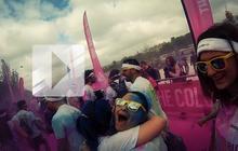 La Color Run 2014 en vidéo !