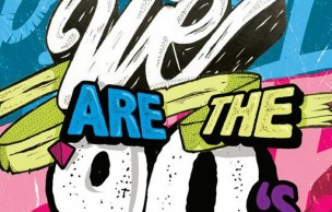 Lien permanent vers 5×2 places à gagner pour la We Are The 90′s du vendredi 4 avril 2014 !