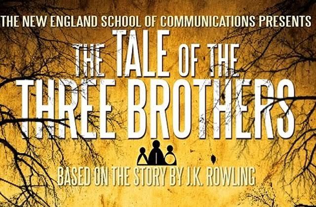 Le Conte des trois frères, de Beedle le Barde, adapté en film par des étudiants