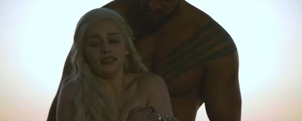 game of thrones saison 1 daenerys drogo