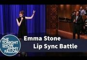 Lien permanent vers Emma Stone et Jimmy Fallon font du playback