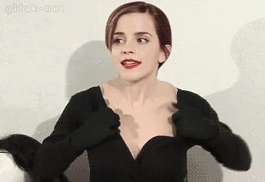 Emma Watson devient Sofia Vergara : nos explications sur ce gif terrifiant