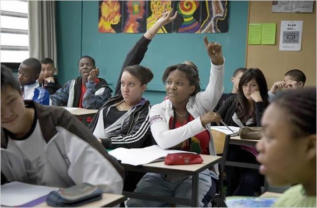 Égalité des chances par l'école : le jeune prof qui défiait Bourdieu  entre les murs