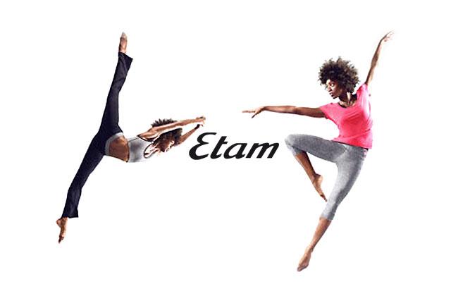 Etam lance Be+, sa première ligne sportswear