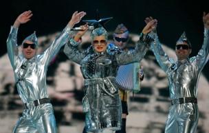 Lien permanent vers L'Eurovision, mon kif, ma bataille