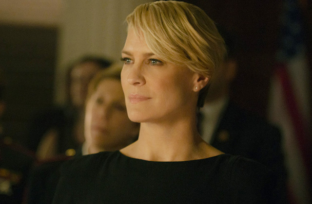Get The Look : Claire Underwood (House of Cards)