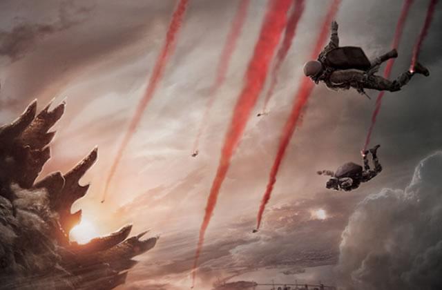 Godzilla, le remake : viens voir la bête de plus près !