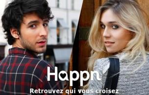 Lien permanent vers Happn : l'application qui te fait rencontrer les gens que tu croises