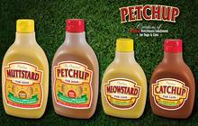 Le ketchup pour chiens et chats — WTF bouffe