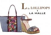 Lien permanent vers La Halle et Lollipops lancent une ligne de chaussures et de maroquinerie