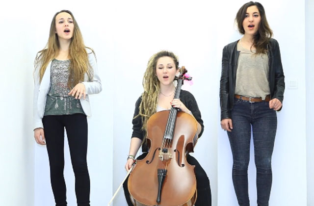 L.E.J. reprennent Can't Hold Us de Macklemore !