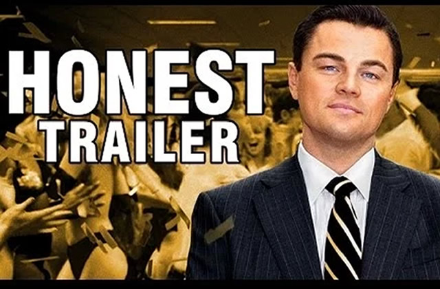 Le Loup de Wall Street a son trailer honnête