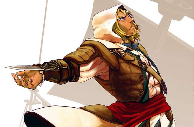 Assassin's Creed devient un manga !