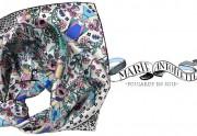 Lien permanent vers Marie Antoilette lance une ligne de foulards imprimés