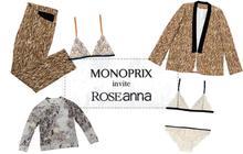 Roseanna crée une collection capsule pour Monoprix