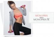 Lien permanent vers Monoprix lance une nouvelle ligne de vêtement sportswear