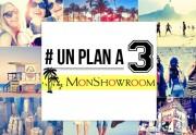 Monshowroom lance un jeu concours avec de TRÈS beaux cadeaux