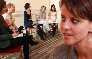 Lien permanent vers Najat Vallaud-Belkacem répond aux madmoiZelles en vidéo