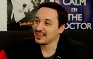 Lien permanent vers Patrick Baud, auteur d'Axolot, en interview vidéo !